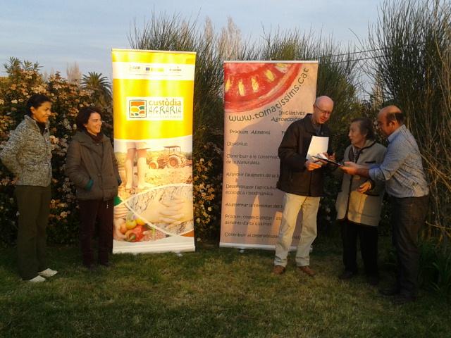 Blog Tomatissims Firma signatura agraria IAEDEN